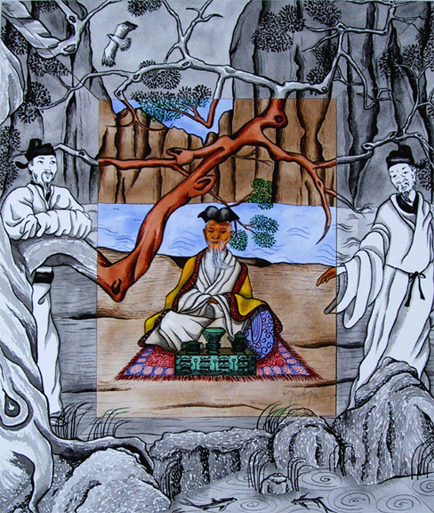 an analysis of confucianism and chuang tzu A chun-tzu is primarily described as the ideal man of the society this concept of confucius does not necessarily mean as somebody who will lead a society or a political figure instead it is a concept that every man can achieve.
