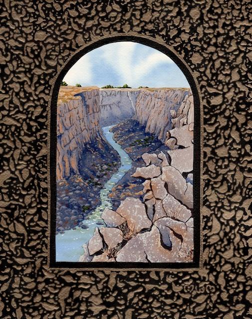srb-malard river gorge-or