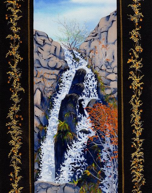 srb-spring near shoshone falls