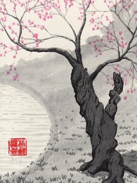 cherry trees #2