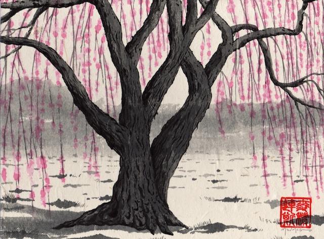 cherry trees #4